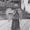Photo #3 - Weeping Angel Black & White