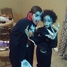 Photo #1 - Dracula and Edward Scissorhands