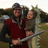 Photo #4 - Dragon, Knight and Princess