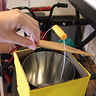 Photo #6 - Bucket with Cardboard Box and Felt