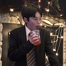 Photo #1 - Dwight enjoying a tasty beverage