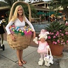 Photo #2 - Easter Bunny and Basket