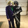 Photo #1 - Joker and Edward scissor hands