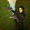 Photo #1 - Edward scissorhands..