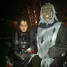 Photo #5 - edward scissorhands with schredded nightmare!!