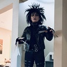 Photo #2 - Edward Scissorhands, Bush and Hairdo