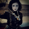 Photo #1 - Emma as Edward Scissorhands
