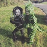 Photo #1 - Edward Scissorhands & Dinosaur Bush