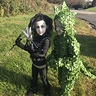 Photo #3 - Edward Scissorhands & Dinosaur Bush