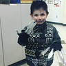 Photo #1 - Aidan as Edward scissorhands