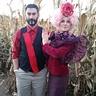 Photo #1 - Effie Trinket and Seneca Crane