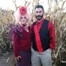 Photo #4 - Effie Trinket and Seneca Crane