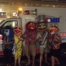 Photo #2 - Taken on the street on Halloween, we did not need use of the Ambulance