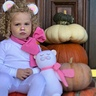 Photo #1 - When I told her she couldn't dress like Ellie Mae everyday.