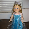 Photo #2 - 18 inch doll in her Elsa dress