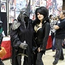 Photo #1 - Elvira at comic con in Winnipeg