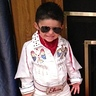 Photo #1 - 3yr old Kolsen as 'Elvis'