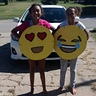 Photo #1 - Emojis costume