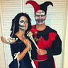 Photo #1 - Evil Jester and Lady of Court