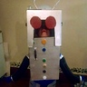 Photo #1 - Evil Alien Robot