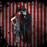 Photo #2 - Evil Clown Couple