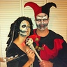 Photo #2 - Evil Jester and Lady of Court
