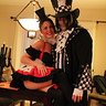 Photo #1 - Couple from Alice n Wonderland