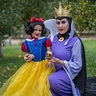 Photo #1 - Mommy Evil Queen and daughter Snow White