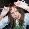 "Photo #2 - Regan of ""The Exorcist"""