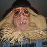Photo #2 - Eyeless the Scary Scarecrow