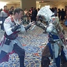 Photo #5 - Dragon con ezio vs connor