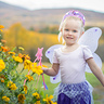 Photo #5 - Emma Rose, the garden Fairy.