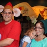 Photo #3 - Fairy Godmother, Cinderella and Cinderella's Mice