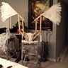 Photo #3 - The wings, adding the feathers