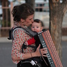 Photo #2 - Accordion baby and mom as the Accordion player