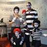 Photo #1 - Family of Mimes