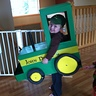 Photo #1 - Farmer and his John Deere