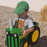 Photo #1 - Farmer Lucas and his tractor