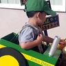 Photo #3 - Farmer and his Tractor