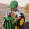 Photo #5 - Farmer and his Tractor