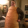 Photo #3 - Jabba the Hutt Suit