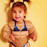 Photo #1 - Female Body Builder - age 22 months