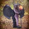 Photo #3 - Dragon half body