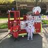 Photo #3 - Fireman Max and Dalmatian Maggie