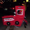 Photo #1 - Fire engine, side view