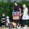 Photo #2 - Fireman Family
