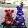 Photo #2 - FNAF Bonnie and Foxy