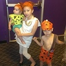 Photo #1 - Flintstones: Wilma, Pebbles and Bam Bam