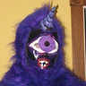 Photo #2 - One-eyed One-horned Flying Purple People Eater