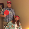 Photo #2 - Forrest Gump and Lieutenant Dan